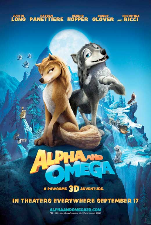 Will not Alpha and omega movie you tell